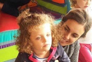 Celia y Amanda